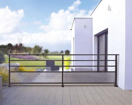 image gamme portails - clôtures - gardes corps